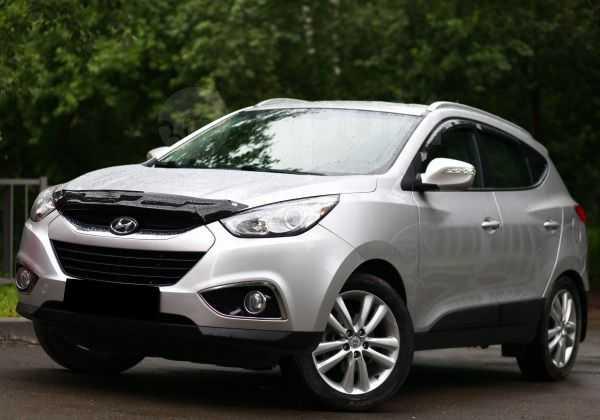 Hyundai ix35, 2010 год, 990 000 руб.