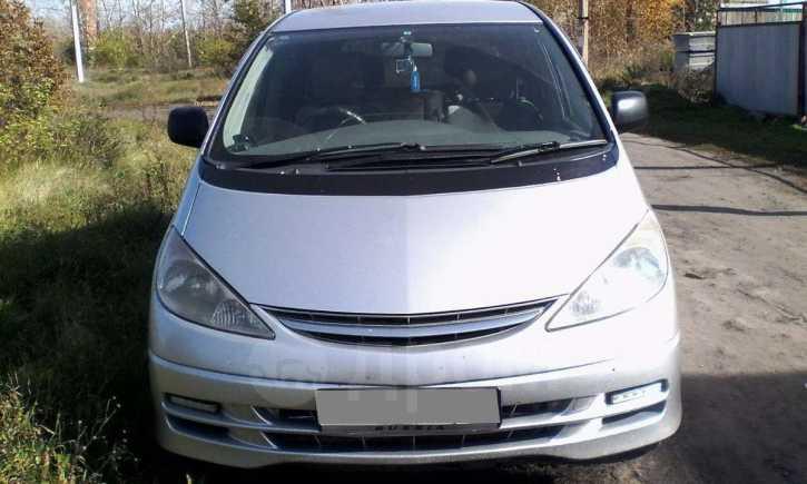 Toyota Estima, 2001 год, 475 000 руб.