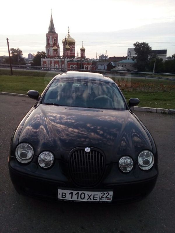 Jaguar S-type, 2005 год, 400 000 руб.