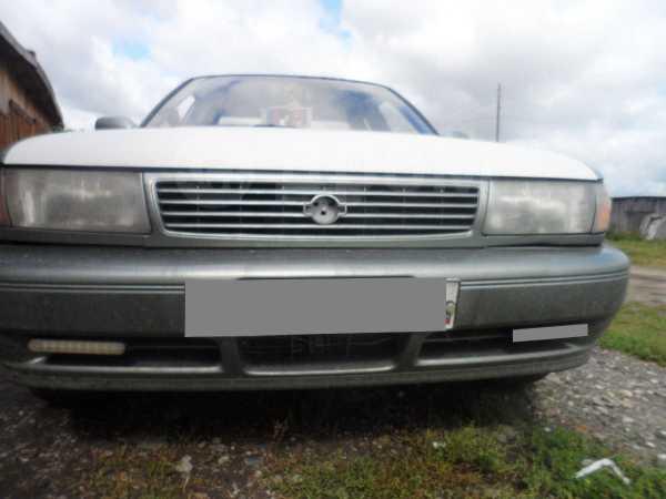 Nissan Sunny, 1992 год, 90 000 руб.