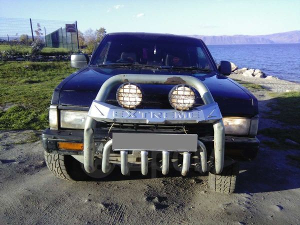 Nissan Terrano, 1992 год, 240 000 руб.