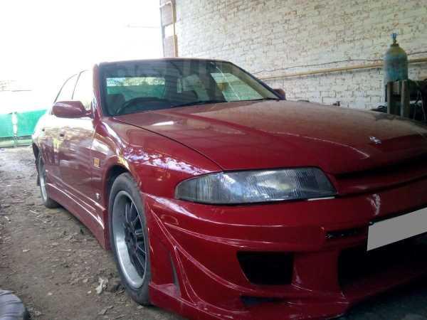 Nissan Skyline, 1998 год, 210 000 руб.