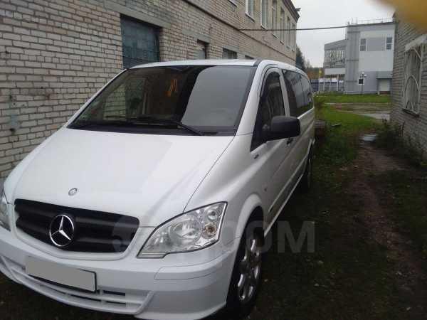 Mercedes-Benz Vito, 2011 год, 1 120 000 руб.