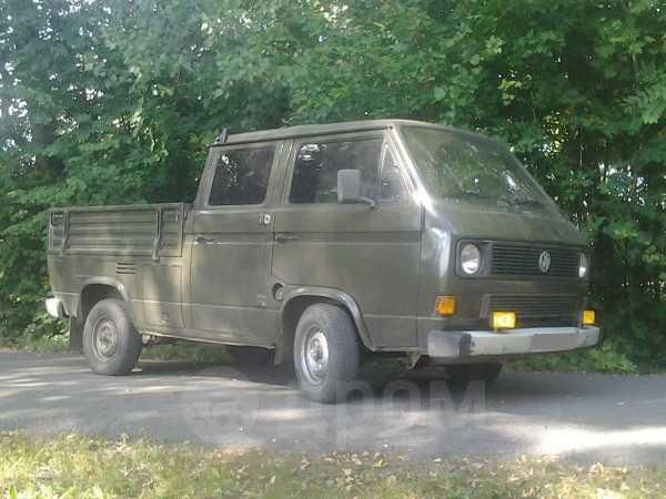 Volkswagen Transporter, 1989 год, 170 000 руб.