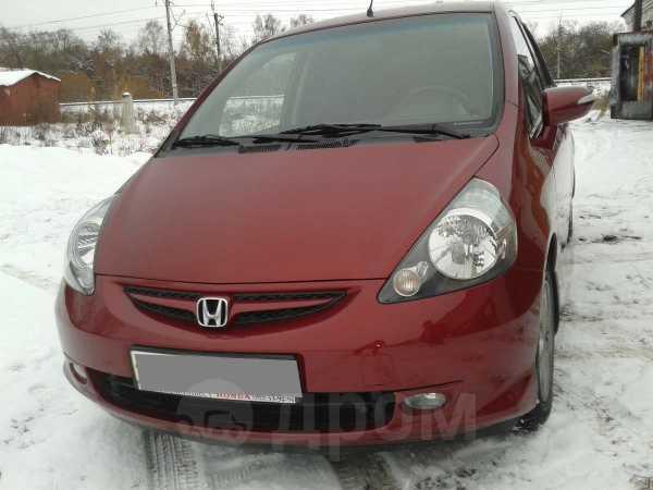Honda Jazz, 2008 год, 290 000 руб.