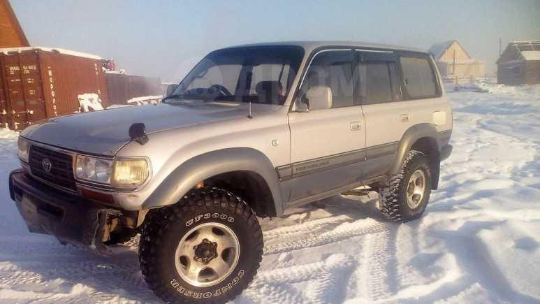 Toyota Land Cruiser, 1997 год, 250 000 руб.