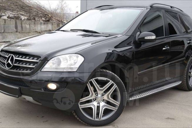 Mercedes-Benz M-Class, 2007 год, 850 000 руб.