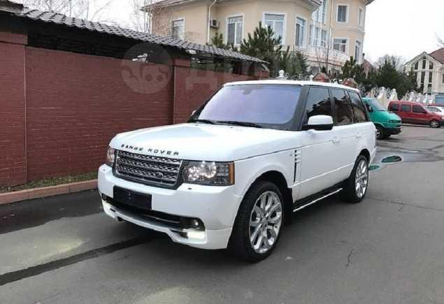 Land Rover Range Rover, 2012 год, 1 480 000 руб.