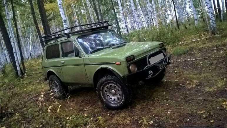 Лада 4x4 2121 Нива, 1991 год, 160 000 руб.
