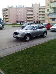 Полысаево FX35 2003