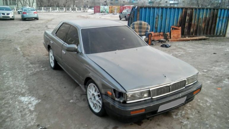 Nissan Laurel, 1990 год, 110 000 руб.