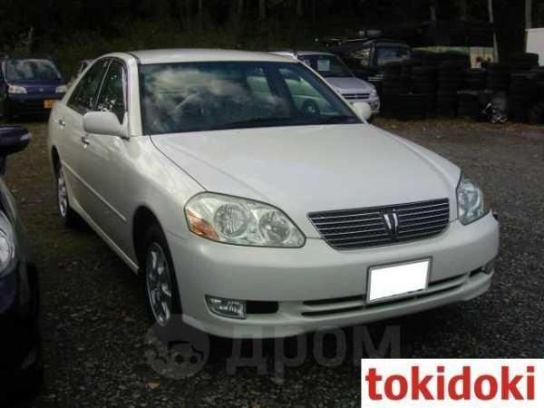 Toyota Mark II, 2000 год, 210 000 руб.