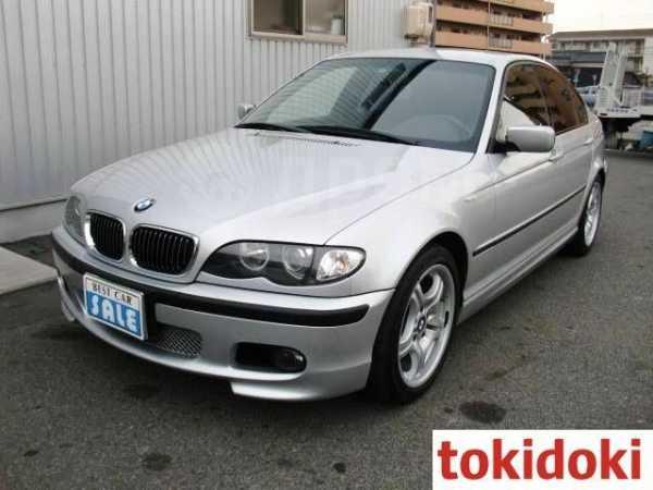 BMW 3-Series, 2003 год, 210 000 руб.