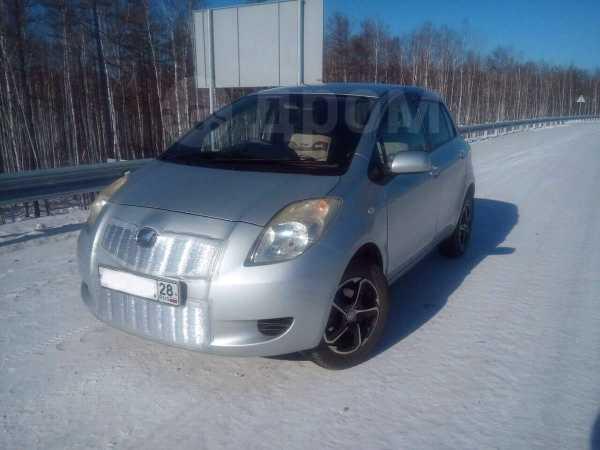 Toyota Vitz, 2007 год, 380 000 руб.