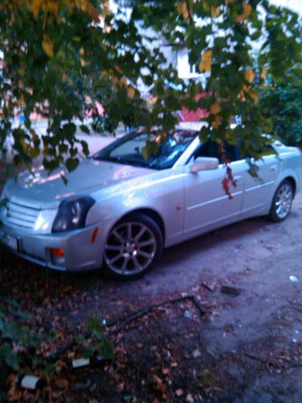 Cadillac CTS, 2003 год, 420 000 руб.