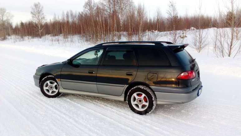Toyota Caldina, 1999 год, 285 550 руб.