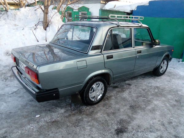 Лада 2107, 2010 год, 127 000 руб.