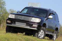 Чита Land Cruiser 2000