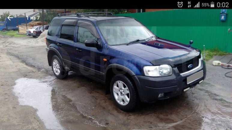 Ford Escape, 2004 год, 430 000 руб.