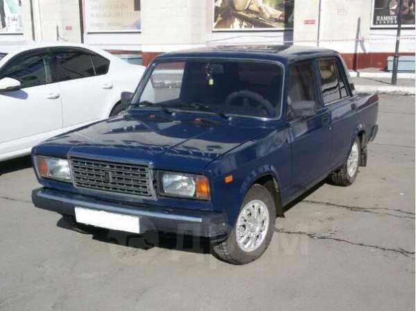 Лада 2107, 2009 год, 109 000 руб.