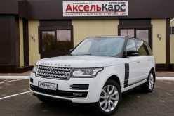 Киров Range Rover 2013
