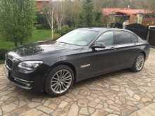 BMW 7, 2013 г., Симферополь