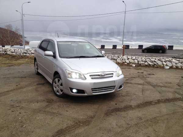 Toyota Allex, 2004 год, 370 000 руб.