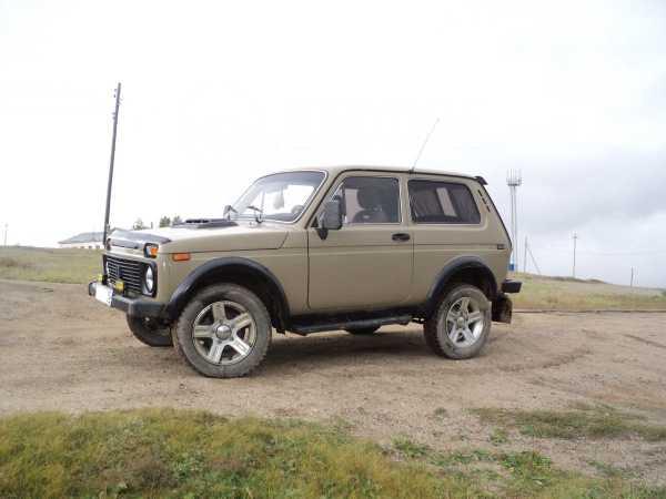 Лада 4x4 2121 Нива, 1983 год, 165 000 руб.