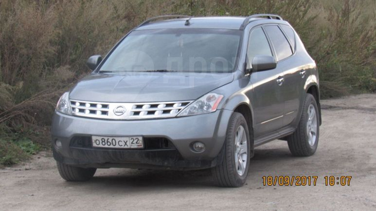 Nissan Murano, 2004 год, 430 000 руб.