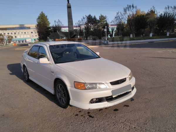Honda Accord, 2001 год, 320 000 руб.