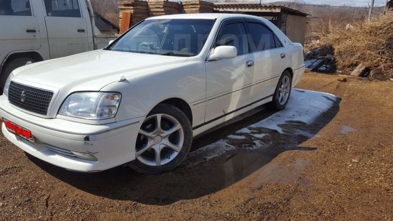 Toyota Crown, 2001 год, 385 000 руб.