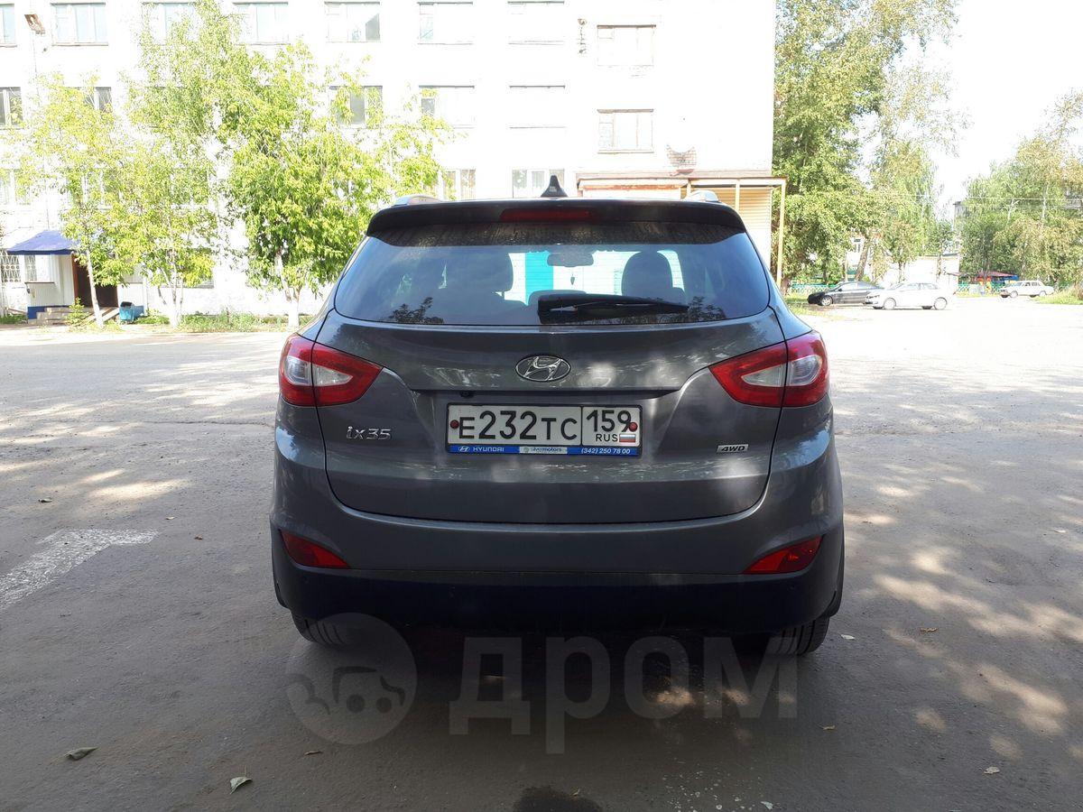ix35 hyundai цены пермь