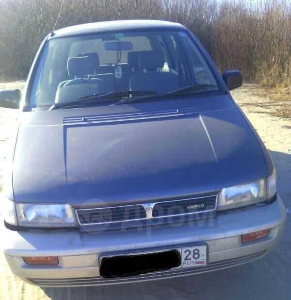 Mitsubishi Chariot, 1992 год, 145 000 руб.