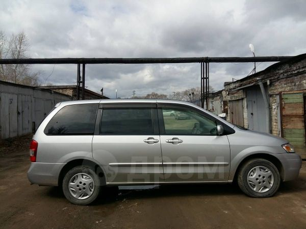 Mazda MPV, 2001 год, 320 000 руб.