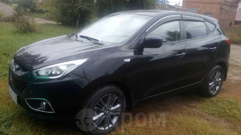 Hyundai ix35, 2014 год, 1 019 000 руб.