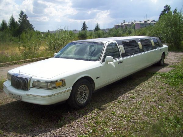 Lincoln Town Car, 1992 год, 350 000 руб.