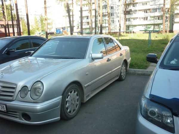 Mercedes-Benz E-Class, 1997 год, 175 000 руб.