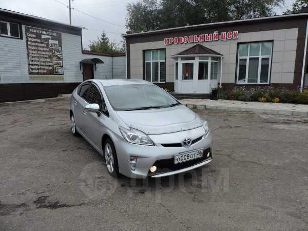 Toyota Prius, 2012 год, 888 000 руб.
