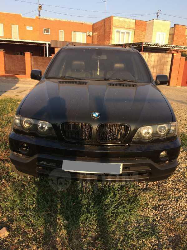 BMW X5, 2002 год, 411 111 руб.