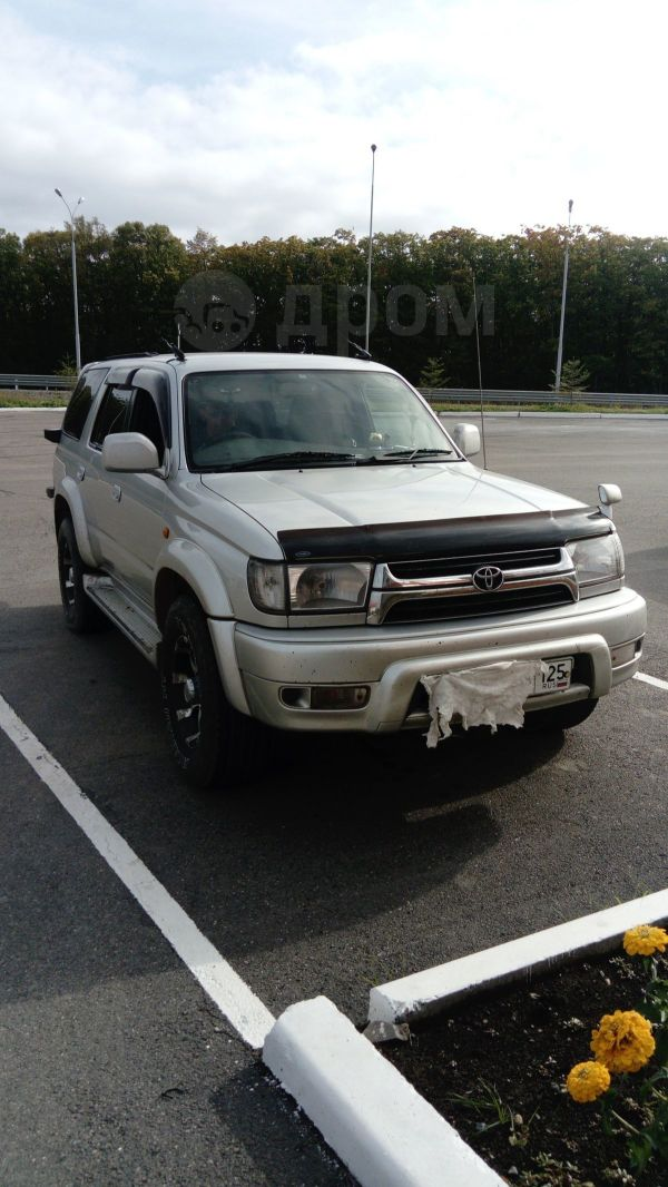 Toyota Hilux Surf, 2000 год, 710 000 руб.