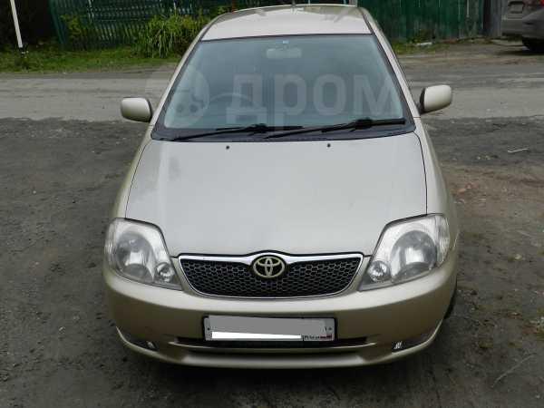 Toyota Allex, 2001 год, 290 000 руб.