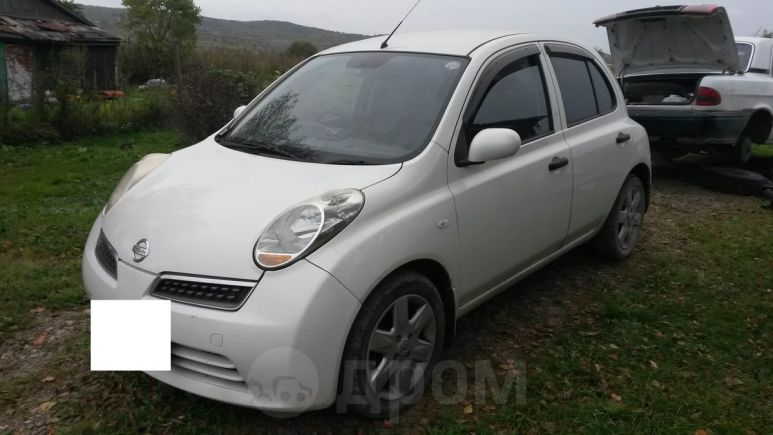 Nissan March, 2008 год, 260 000 руб.