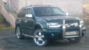 Усть-Нера TrailBlazer 2002