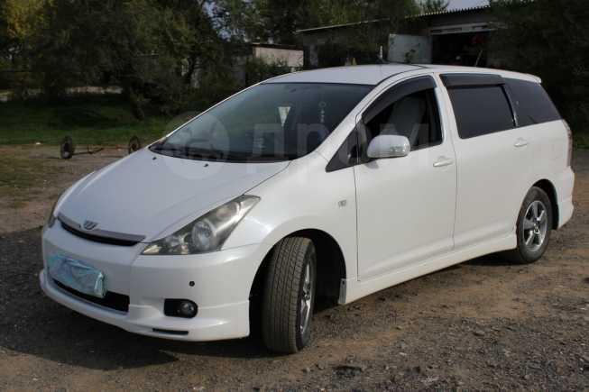 Toyota Wish, 2005 год, 510 000 руб.