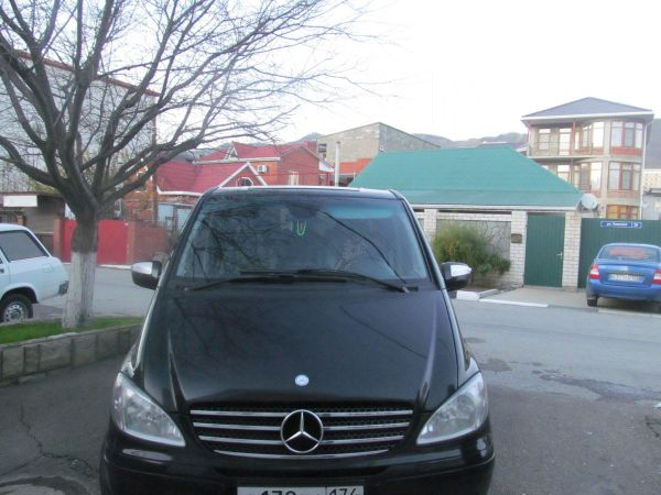 Mercedes-Benz Viano, 2010 год, 1 200 000 руб.