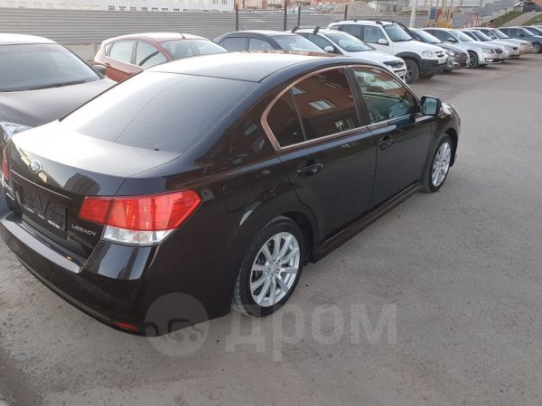 Subaru Legacy, 2012 год, 800 000 руб.