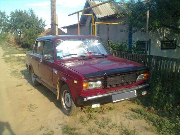 Лада 2107, 1995 год, 20 000 руб.