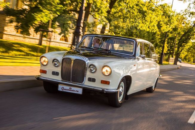 Daimler Daimler, 1968 год, 3 300 000 руб.