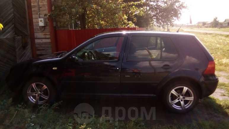 Volkswagen Golf, 1999 год, 195 000 руб.