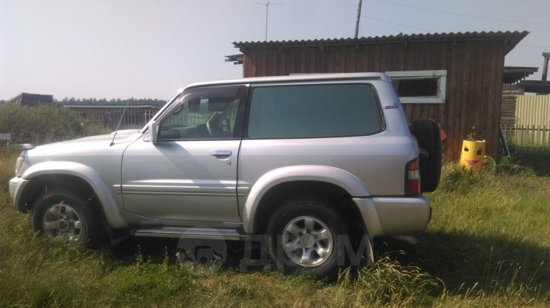 Nissan Safari, 2000 год, 285 000 руб.